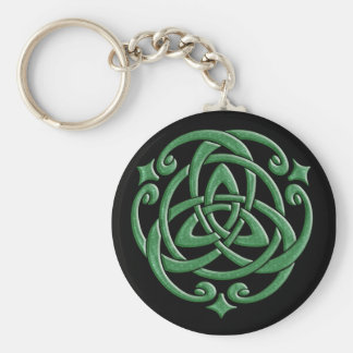 Keltischer Wedding Knoten Schlüsselanhänger