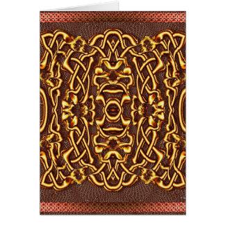 Keltisches #16 karte
