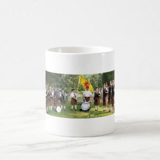 Keltisches Flammen-Rohr-Band Kaffeetasse