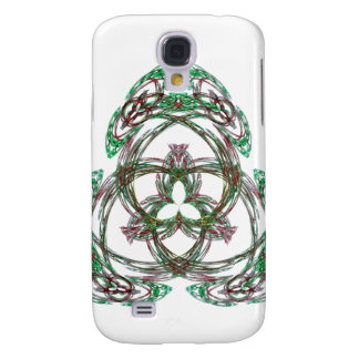 Keltisches Kleeblatt Galaxy S4 Hülle