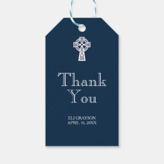 Keltisches Kreuz danken Ihnen, - modernes zu Geschenkanhänger