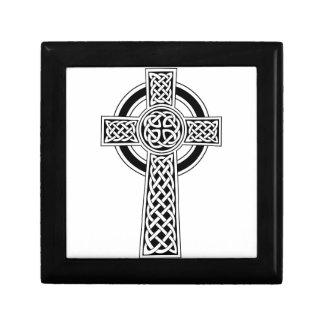 Keltisches Kreuz Geschenkbox