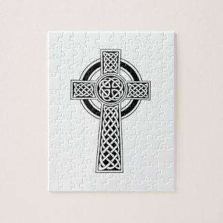 Keltisches Kreuz Puzzle