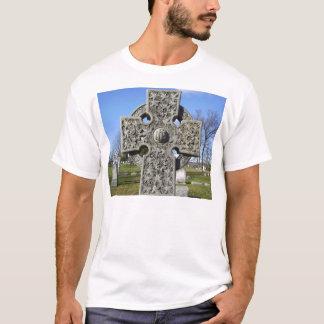 Keltisches Kreuz-Shirt T-Shirt