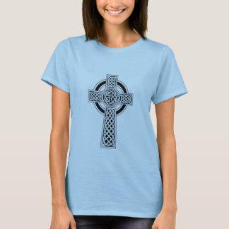 Keltisches Kreuz-T-Stück T-Shirt