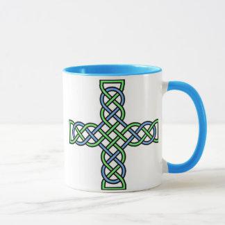 Keltisches Kreuz Tasse