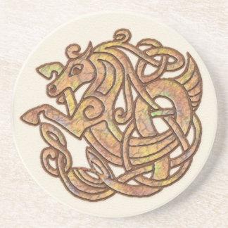 Keltisches Pferd Getränke Untersetzer
