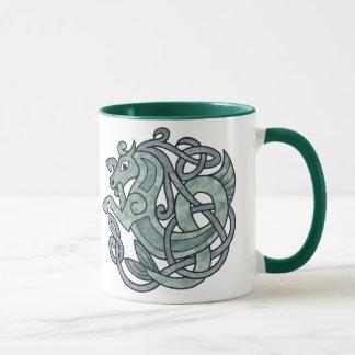 Keltisches Pferd Tasse