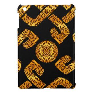 Keltisches Webart-Tiger-Muster iPad Mini Hülle
