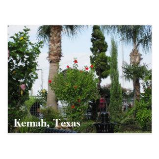 Kemah, Texas-Postkarte Postkarte