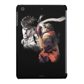 Ken gegen Ryu iPad Mini Hülle