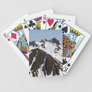 Kenai Berge, Alaska 3 Bicycle Spielkarten