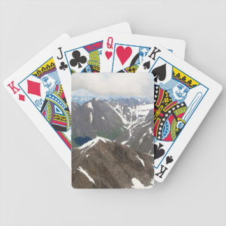 Kenai Berge, Alaska Bicycle Spielkarten