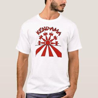 Kendama Sun, rot T-Shirt
