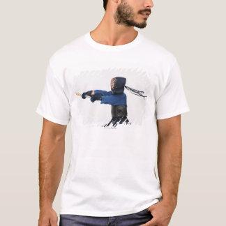 Kendo Fechter-Üben T-Shirt