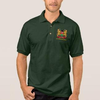 Kenia COA-Kleid Polo Shirt