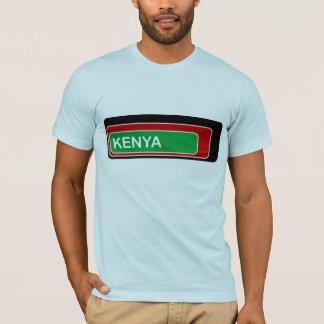 Kenia-Entwurf T-Shirt