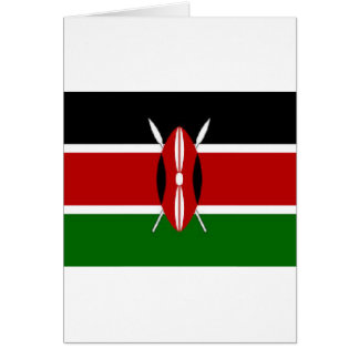 Kenia Karte