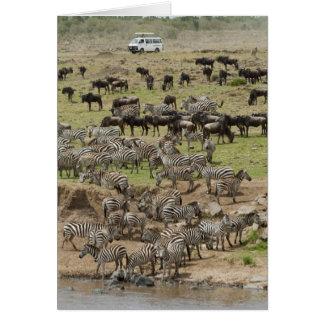 Kenia, kein Wasser keine Karte