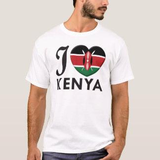 Kenia-Liebe T-Shirt