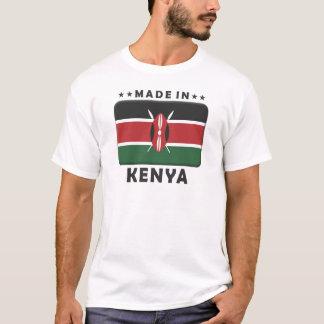 Kenia machte T-Shirt