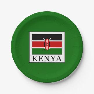 Kenia Pappteller