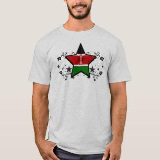 Kenia-Stern T-Shirt