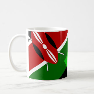 KENIA UND TANSANIA KAFFEETASSE
