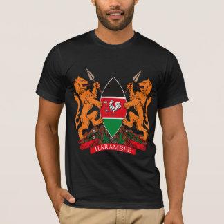 Kenia-Wappen T - Shirt