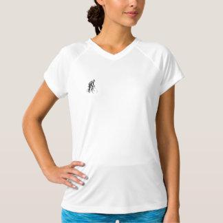 Kennedy-Frauen ` s Sport-Tek radfahrendes Shirt