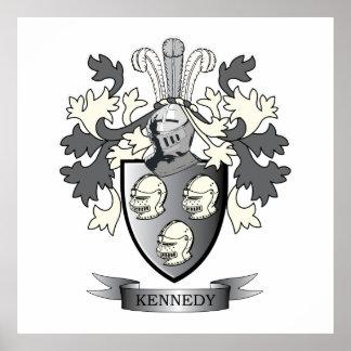 Kennedy-Mantel von ArmsI Poster