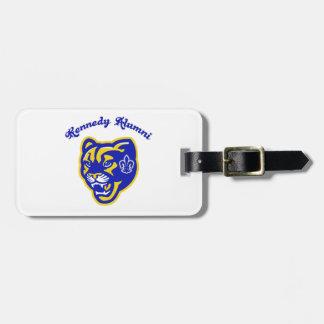 Kennedy-Puma-Schüler-Gepäckanhänger Kofferanhänger