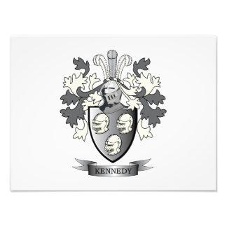 Kennedy-Wappen Fotodruck