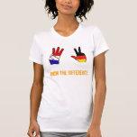 KENNEN SIE DEN UNTERSCHIED T-Shirt