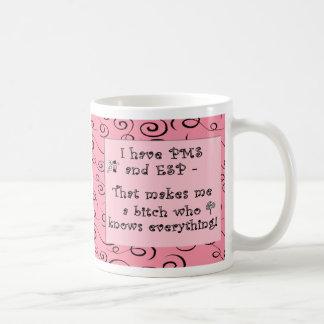 Kennen Sie es aller im Rosa Tasse