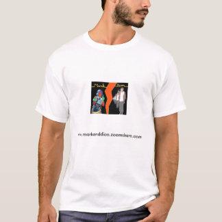 Kennzeichen und dion, T-Shirt