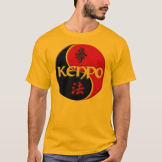 Kenpo Yin Yang T - Shirt