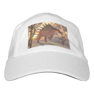 Kentrosaurusdinosaurier - 3D übertragen Headsweats Kappe