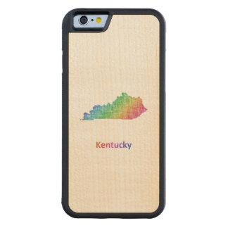 Kentucky Bumper iPhone 6 Hülle Ahorn