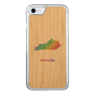 Kentucky Carved iPhone 8/7 Hülle