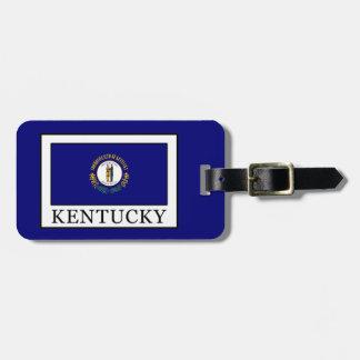 Kentucky Kofferanhänger