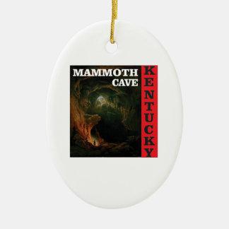 Kentucky-Mammuthöhle Keramik Ornament