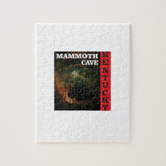 Kentucky-Mammuthöhle Puzzle