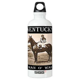 Kentucky-Mann O Krieg Aluminiumwasserflasche