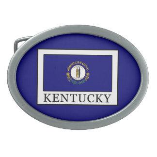 Kentucky Ovale Gürtelschnallen