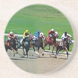Kentucky-Pferderennen Getränkeuntersetzer