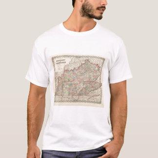 Kentucky und Tennessee 2 T-Shirt
