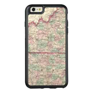 Kentucky und Tennessee OtterBox iPhone 6/6s Plus Hülle