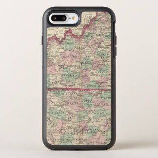 Kentucky und Tennessee OtterBox Symmetry iPhone 8 Plus/7 Plus Hülle