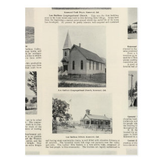 Kenwood, Kalifornien Postkarte